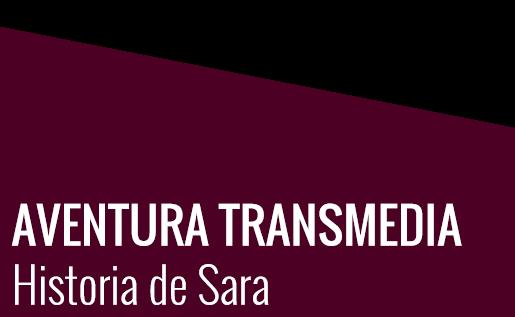 titulo_aventura_transmedia_historia_de_sara