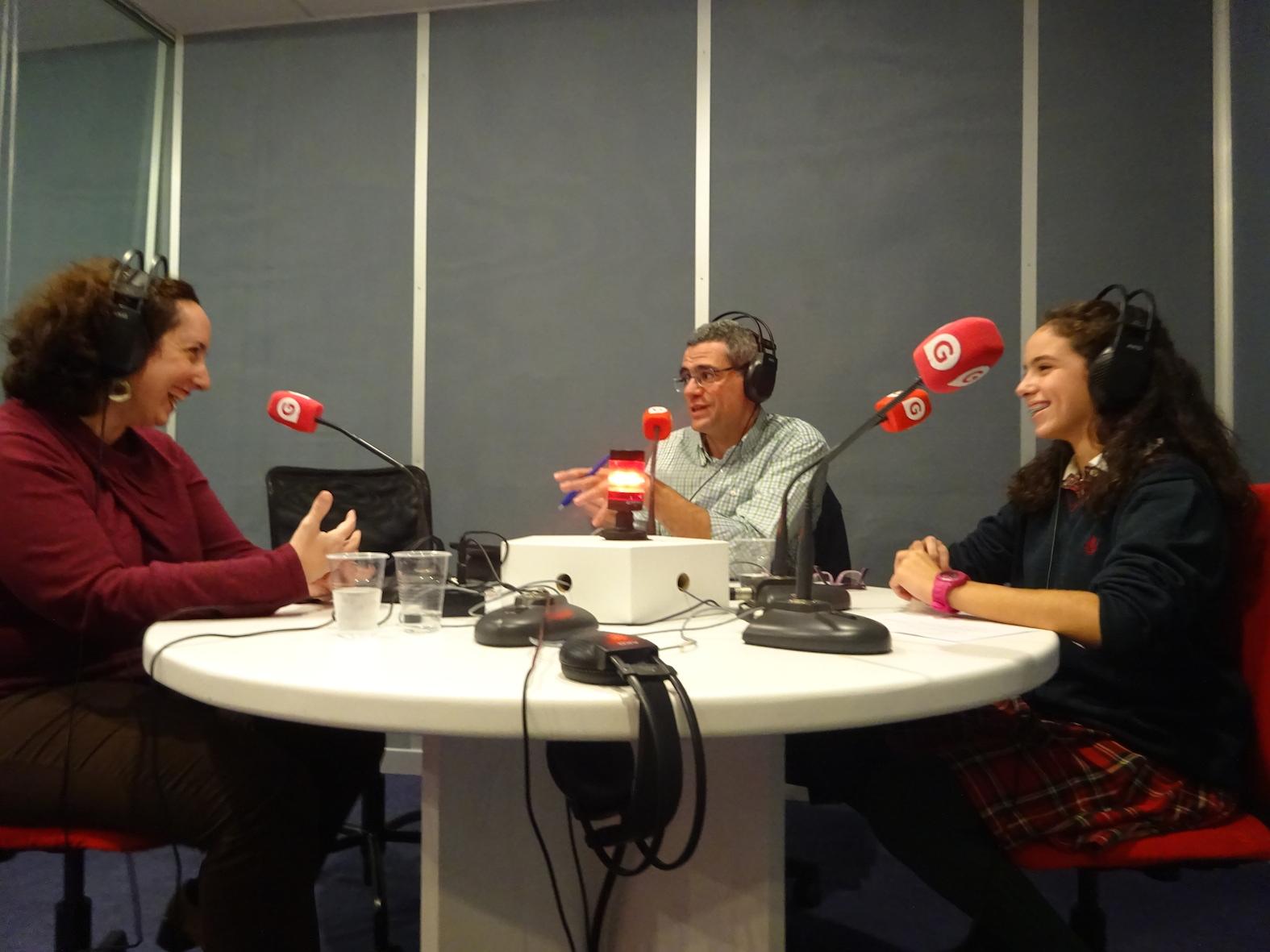 Entrevista Odio el Rosa Gestiona Radio