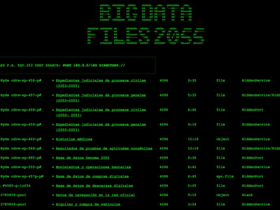 Big data files