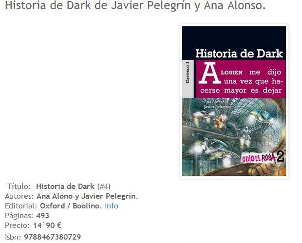 """reseña de historia de lynda en el blog """"jenni entre paginas perfectas"""""""