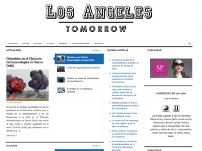 Los Ángeles Tomorrow