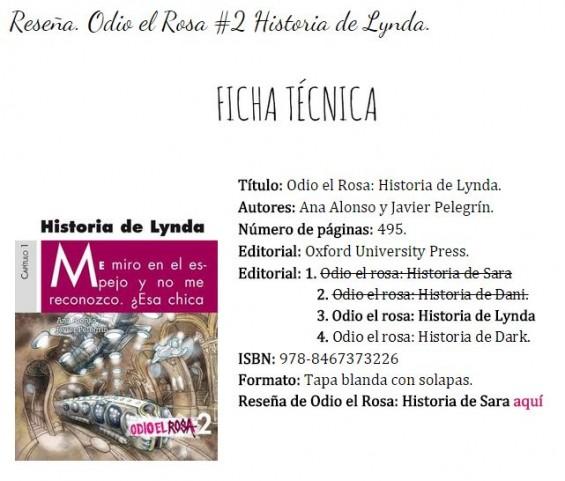 reseña lynda books are escape