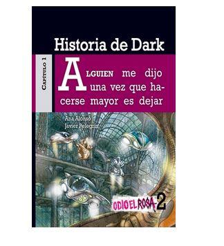 libros que voy leyendo dark
