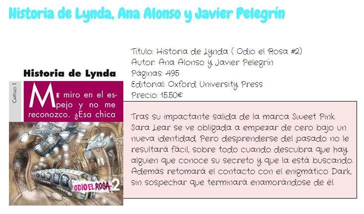 reader en llamas lynda
