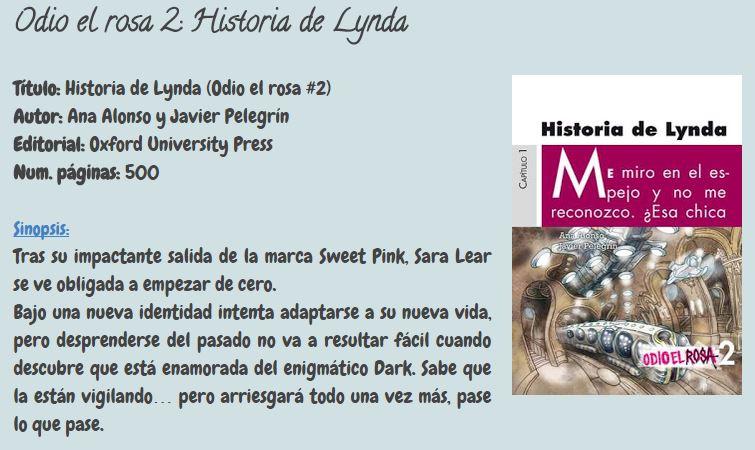 los libros de caliope lynda