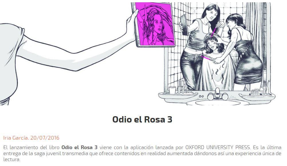 reseña de web de videojuegos sobre Odio el Rosa 3