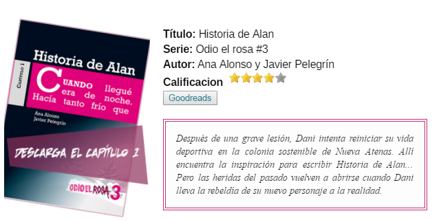 Reseña historia de Alan